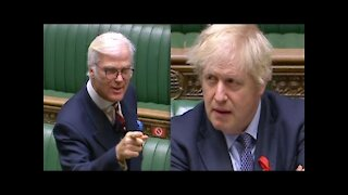 UK MP calls out Boris Johnson's authoritarian government response to Covid