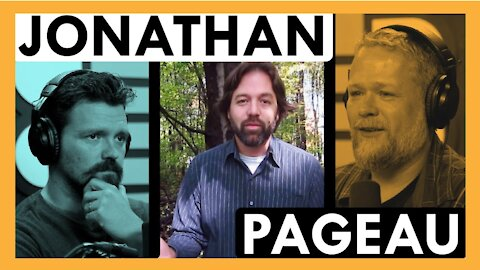 Jonathan Pageau Interview | Monsters, Hidden Symbols, and Jordan Peterson in Church