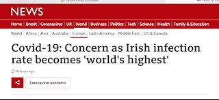 IRISH EYE'S AREN'T SMILING