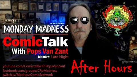 """Monday Madness """"After Hours"""" w/Joe Ball King Toad!!"""