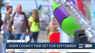 Kern County fair discusses Covid-19 protocols