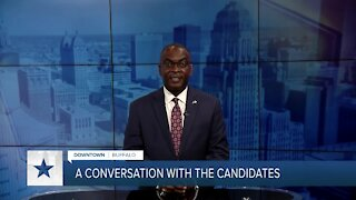 A Conversation with the Candidates: Mayor Byron Brown