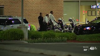 Overland Park police officer dies following shooting