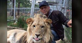 USDA files complaint against 2 stars of Netflix's 'Tiger King'