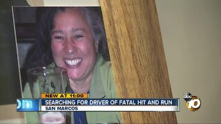 Family searching for driver of fatal hit-and-run