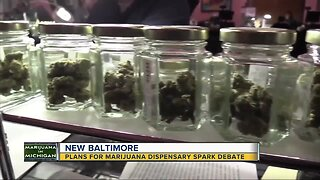 Plans for marijuana dispensary spark debate in New Baltimore
