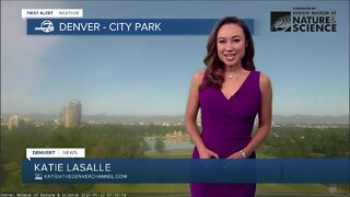 A cool down coming for Memorial Day in Denver
