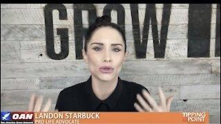 Landon Starbuck on OANN Tipping Point