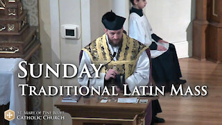 Sermon for the Second Sunday of Lent, Feb. 28, 2021 (TLM)