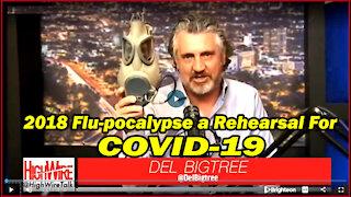 2018 Fake Flu-pocalypse Rehearsal For Covid-19 Fake Pandemic