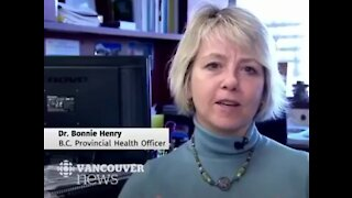 Bonnie Henry admits no evidence masks work for those not sick