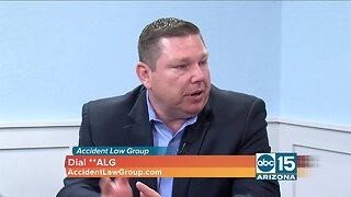 Joe Brown from Accident Law Group discusses personal injury