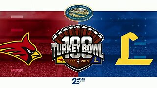 Brooks Financial Group Turkey Bowl 100