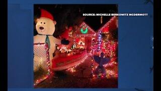 Let it Glow: Las Vegas holiday decorations