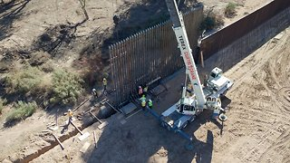Supreme Court Won't Hear Lawsuit Opposing Border Wall Projects