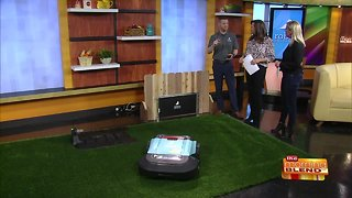 Wisconsin's First Robotic Lawn Service Provider