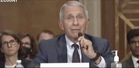 Fauci Lied -- Principal Deputy Director of NIH Admits The Funding of Gain-of-Function Research