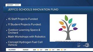 Jeffco Schools announces innovation fund winners