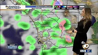 10News Pinpoint Weather with Jennifer Delacruz