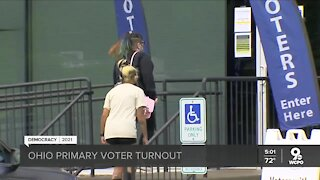 Rain didn't stop Hamilton County from turning out for Cincinnati mayoral primary