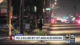 17 and 28-year-old killed in West Phoenix hit-and-run