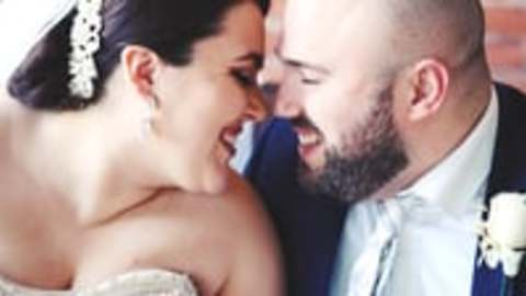 Groom Confined To Wheelchair Sobs When Bride Walks Down Aisle