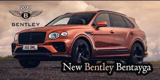 Bentley Bentayga 2021Is an Ultra-Luxury Performance SUV - ★彡 The SUV KING 彡★ !!!!