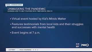 Helping kids with mental health amid the pandemic