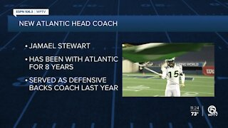 Atlantic football names new Head Coach