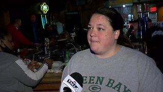Local nurse apologizes after TMJ4 News interview inside West Allis bar