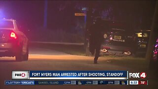 Fort Myers man arrested after shooting, charged with homicide