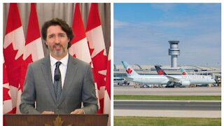 Trudeau Says The Feds Are Looking At Reopening Canada To Tourists In A 'Phased Way'