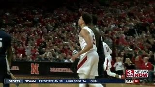 Nebraska Men's Basketball vs. Penn State