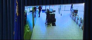 Bodycam footage of Las Vegas bank shooting