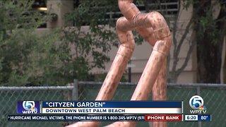 'Cityzen Garden' in Downtown West Palm Beach
