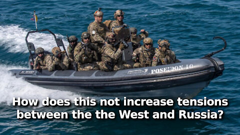 US Special Forces and NATO Are Training for an All Out War With Russia While Trying to Instigate One