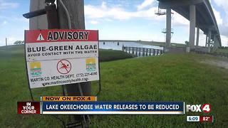 Army Corps adjusting water flows from Lake Okeechobee
