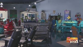 Blend Extra: A Beautiful New Outdoor Furniture Showroom