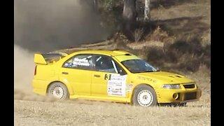 Evolution 6 Rally Car