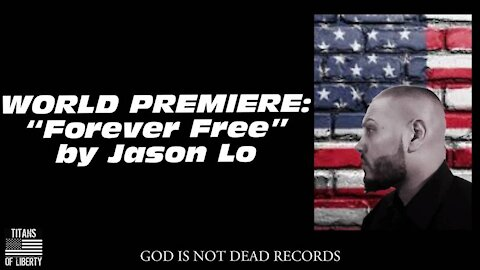 WORLD PREMIERE: New song by Jason Lo Forever Free