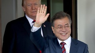US Approves Arms Sales To South Korea