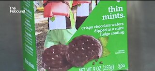 Girl Scouts get creative in selling cookies