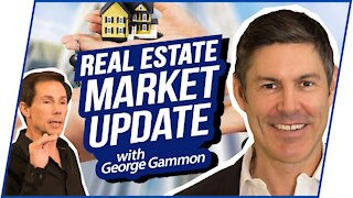 Real Estate Market Update May 2020 (with George Gammon )