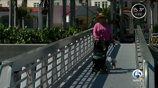 Downtown West Palm Beach residents affected by homeless situation