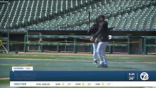 After an empty stadium in 2020, Tigers players eager to see fans in stands in Detroit