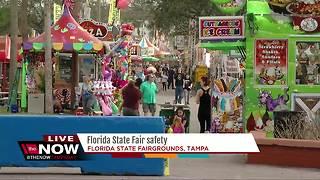Florida State Fair safety