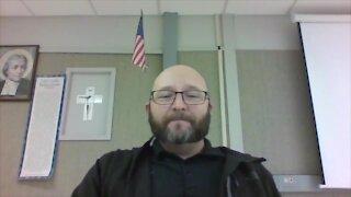 Bishop Kelley football coach talks about 'Coach'