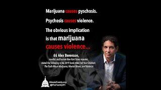 BERENSON: The Case Against Pot