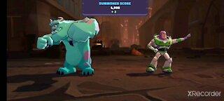 Disney Sorcerer's Arena Game Play