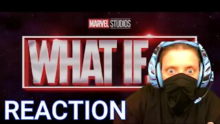 """First Time What IfTrailer Reaction """"We Are Comics"""""""